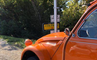 Respectez les hommes en Orange!